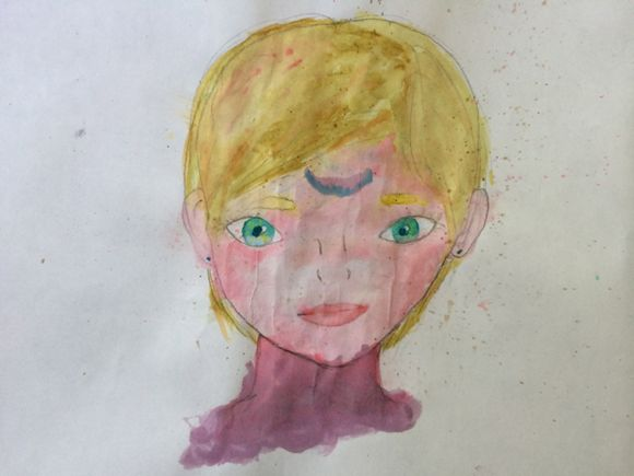 Eldest-painting