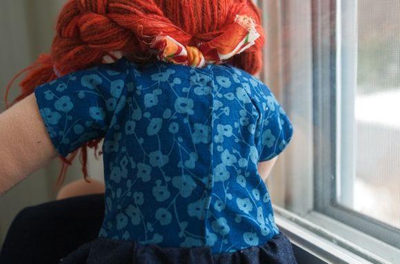 Dolldress-back